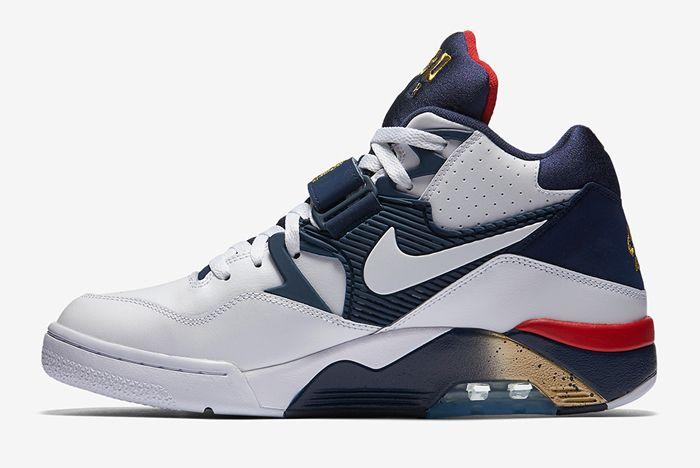 Nike Air Force 180 Olympic Charles Barkley3