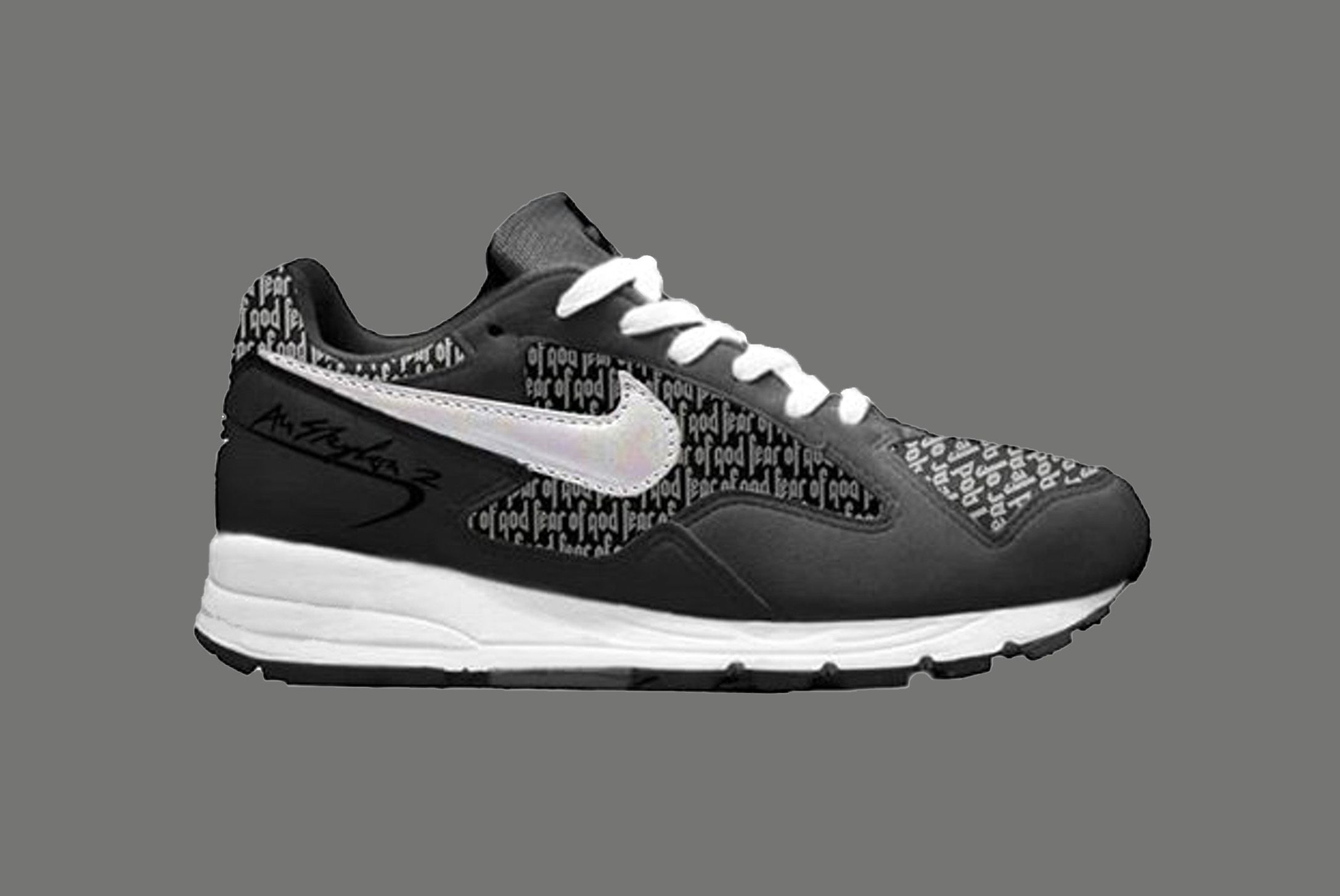 Fear Of God Nike Air Skylon Ii Collection 1 Sneaker Freaker