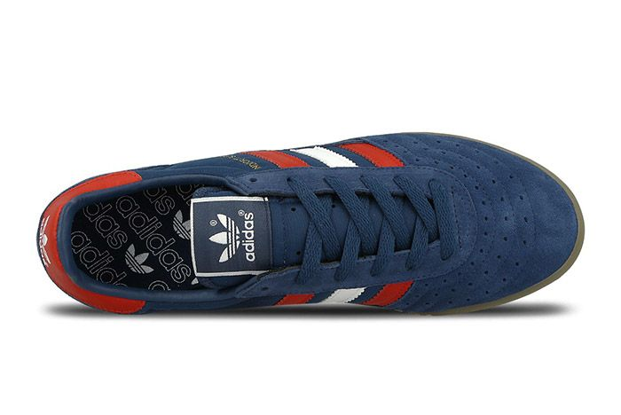 Adidas Indoor Super Mystery Blue 2