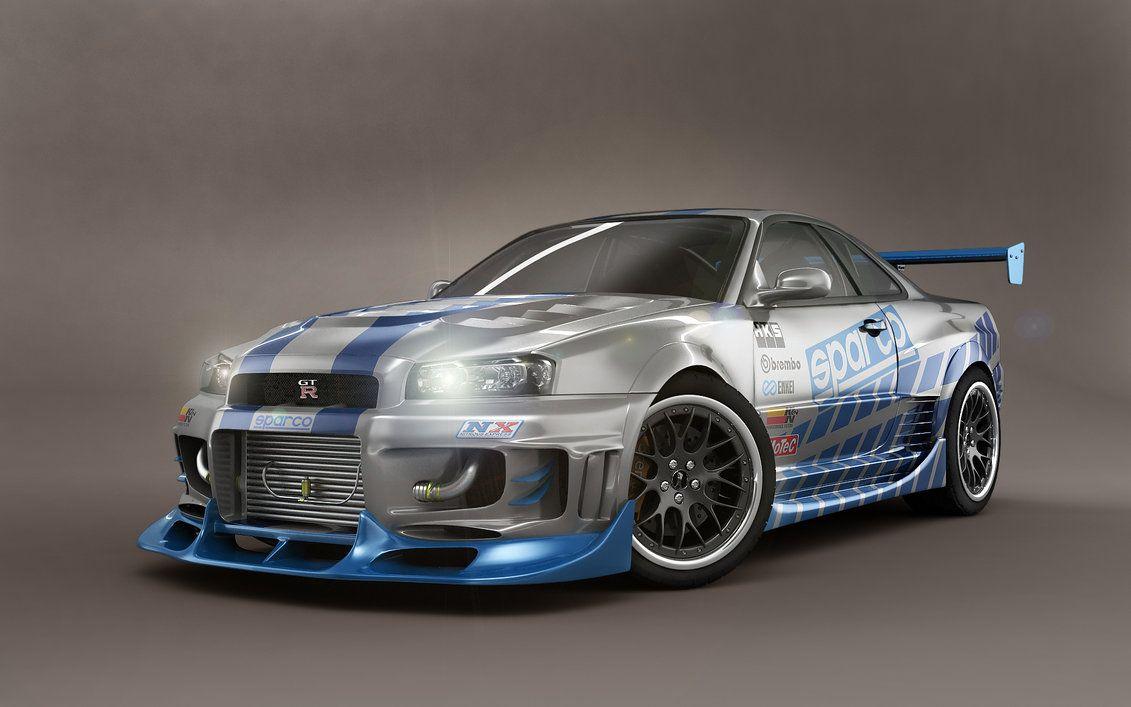 Nike Air Max 97 'Nissan Skyline GT-R R34'
