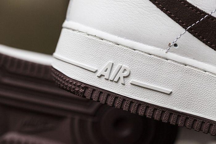 Nike Af1 High White Chocolate Fp Bumper 2