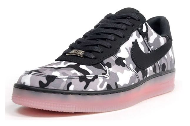 Nike Air Force Downtown Camo Angle 1