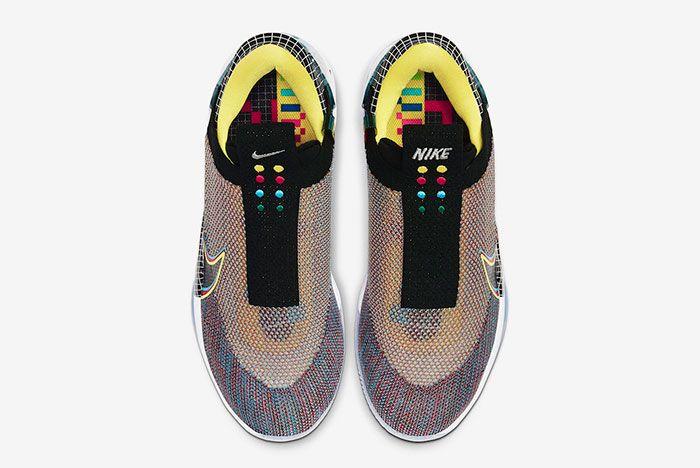 Nike Adapt Bb Multi Color Ao2582 900 Top
