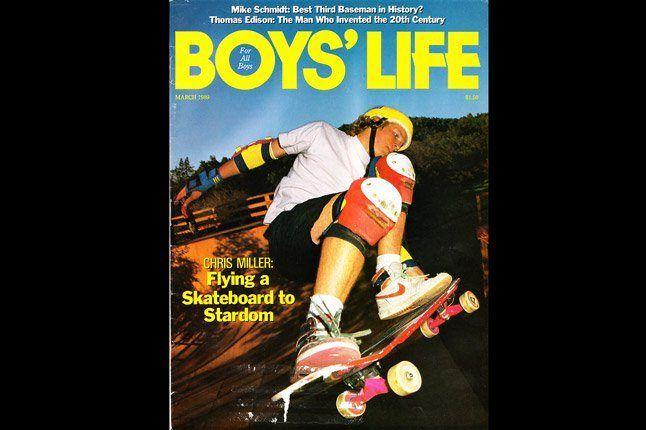 Chris Miller Boys Life Cover 1