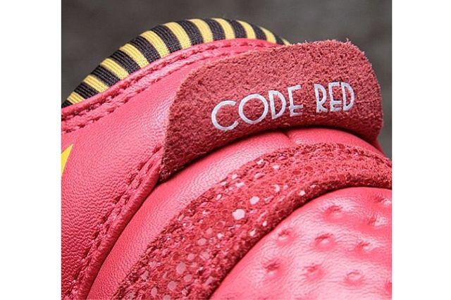 Li Ning Way Of Wade 2 Code Red