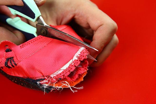 Nike Hyperdunk Sneaker Dissection 4
