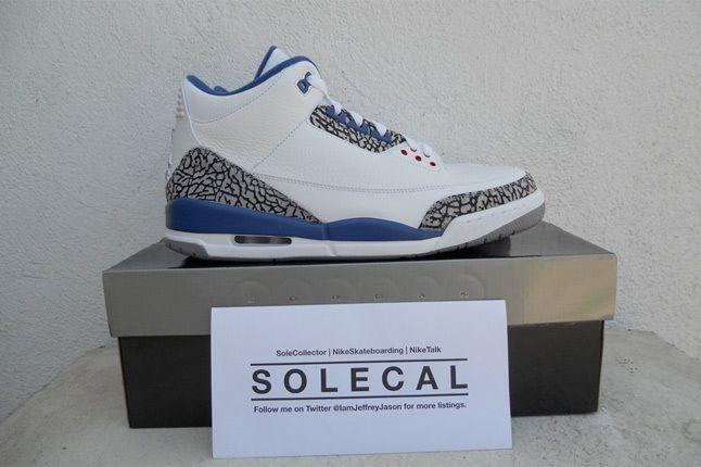 Air Jordan True Blue 2