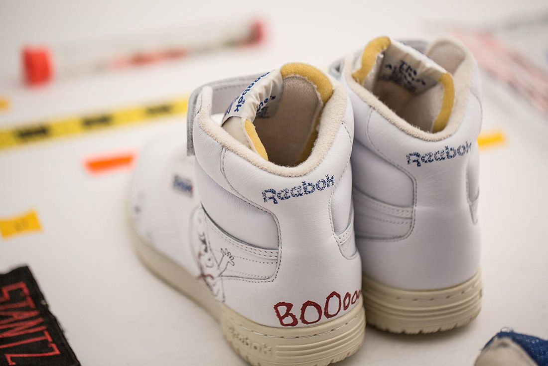 Bait Ghostbusters Reebok Stranger Things Vintage 5
