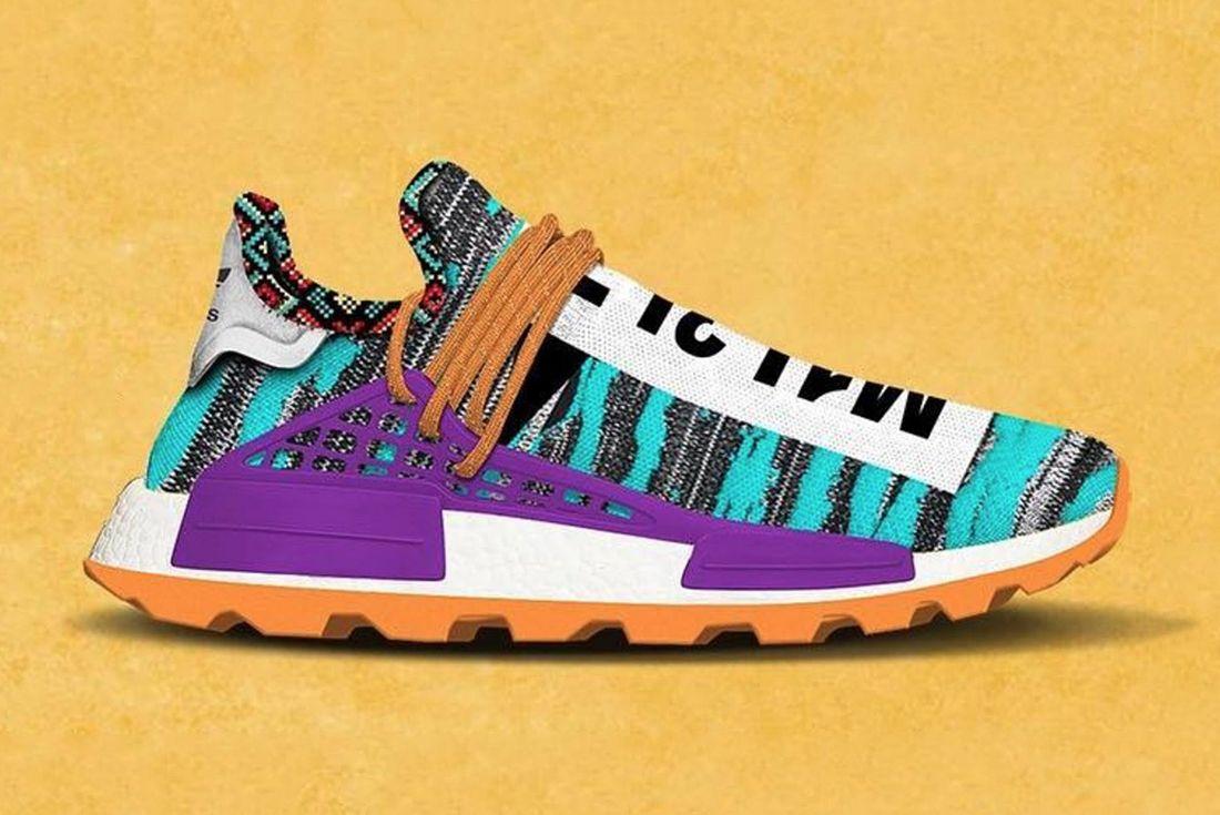 Adidas Pharrel Hu Nmd Sneaker Freaker 3