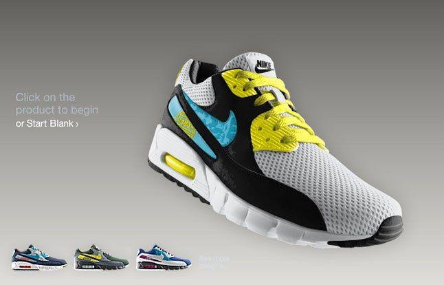 Nike Id Air Current 1