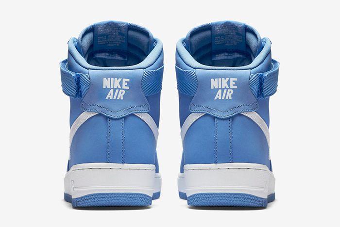 Nike Air Force 1 High University Bluesummit White4