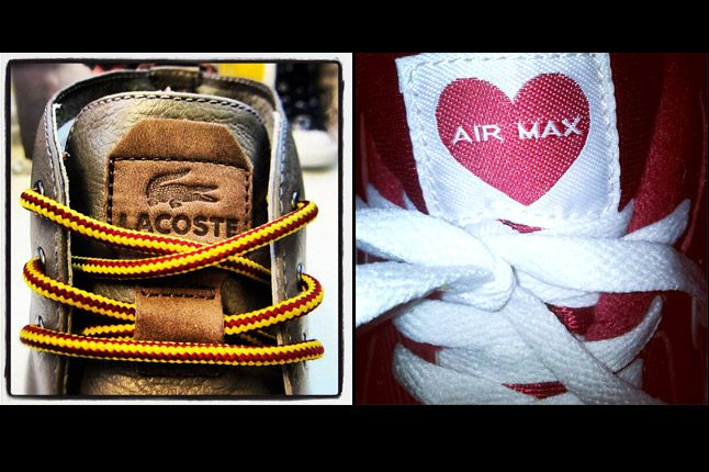 Lacoste Nike Air Max One Love 1