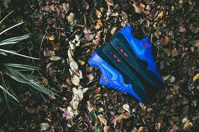 Nike Air Max 1 Fb Photo Blue Obsidian