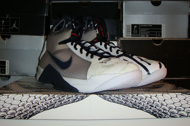 Rebecca Dahms Wmns Basketball Collection Nike Air Hyperdunk Mamba 1