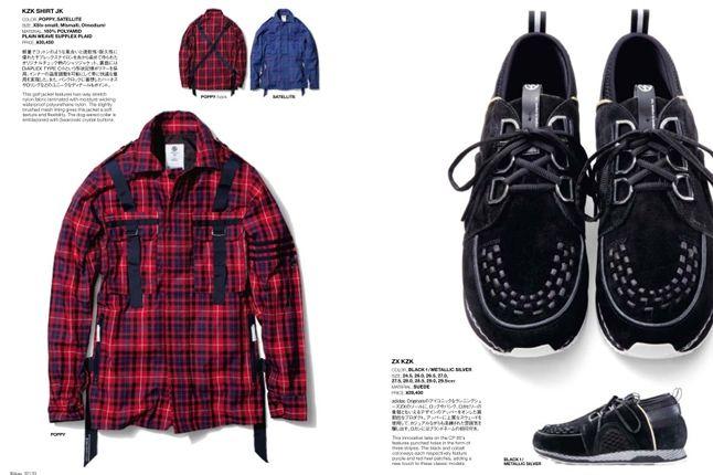 Adidas Kazuki Kzk Catalogue 20 1