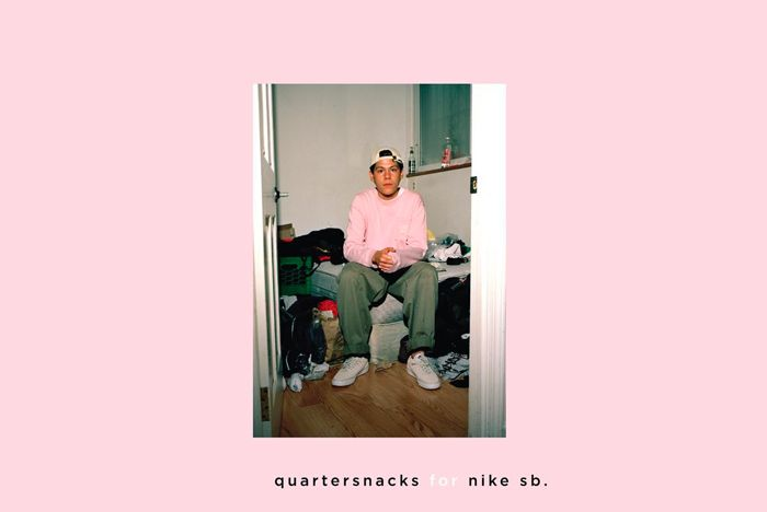 Quartersnacks X Nike Sb Bruin Hyperfeel B 2