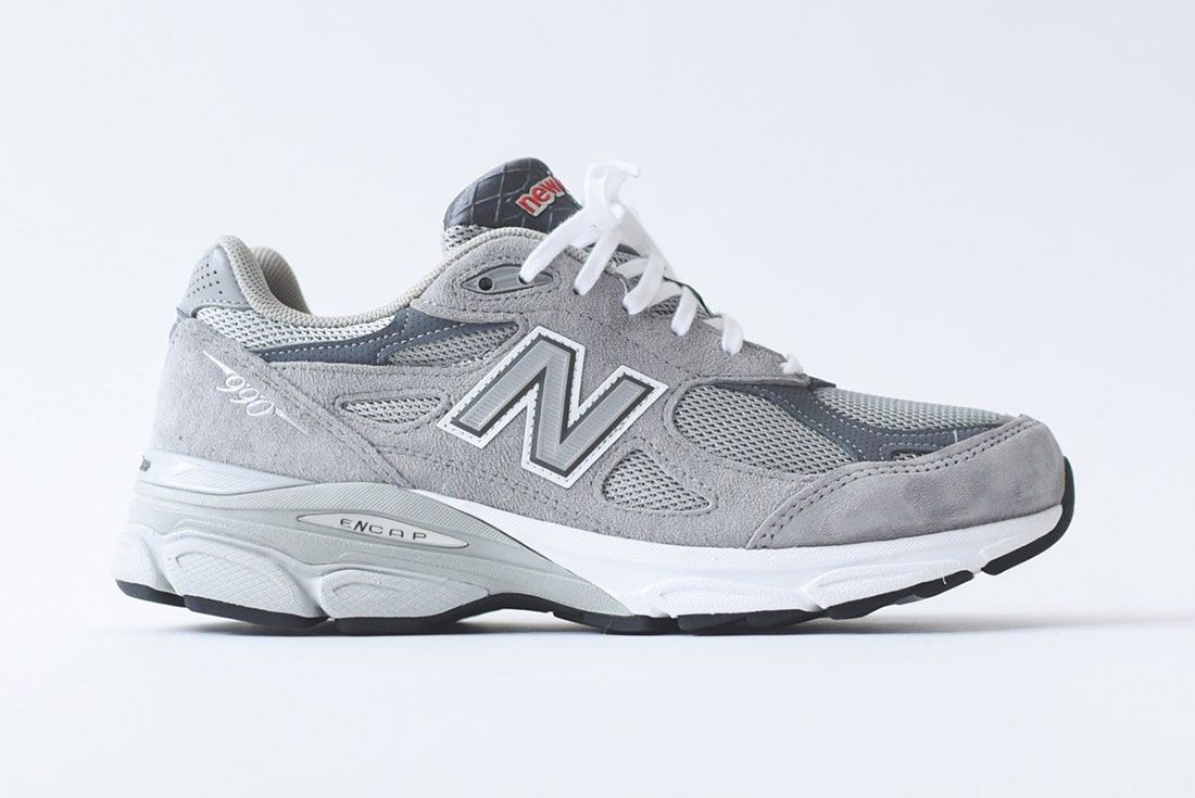 Sneaker Freaker Best Of 2010 2019 New Balance 990V3 Lateral Kith