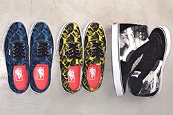 Supreme Vans Sk8 Hi Authentic Bruce Lee Pack1