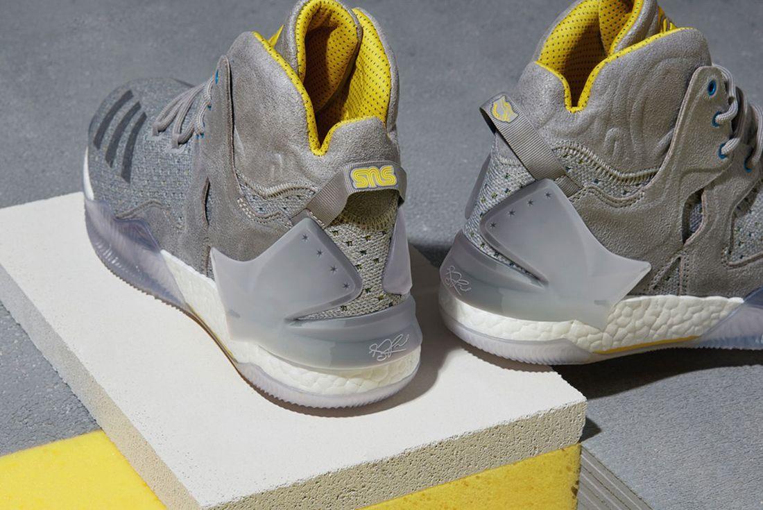 Sneakersnstuff X Adidas D Rose 7 Pk6