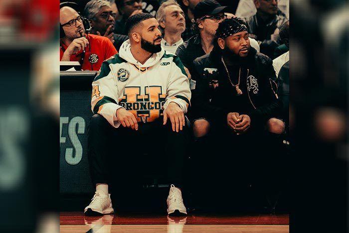 Drake Adidas Timeline 7