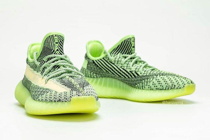 Adidas Yeezy Boost 350 V2 Yeezreel Reflective Glow Release Date 3 Pair