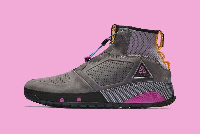 Nike Acg Ruckel Ridge Gunsmoke 1 Sneaker Freaker