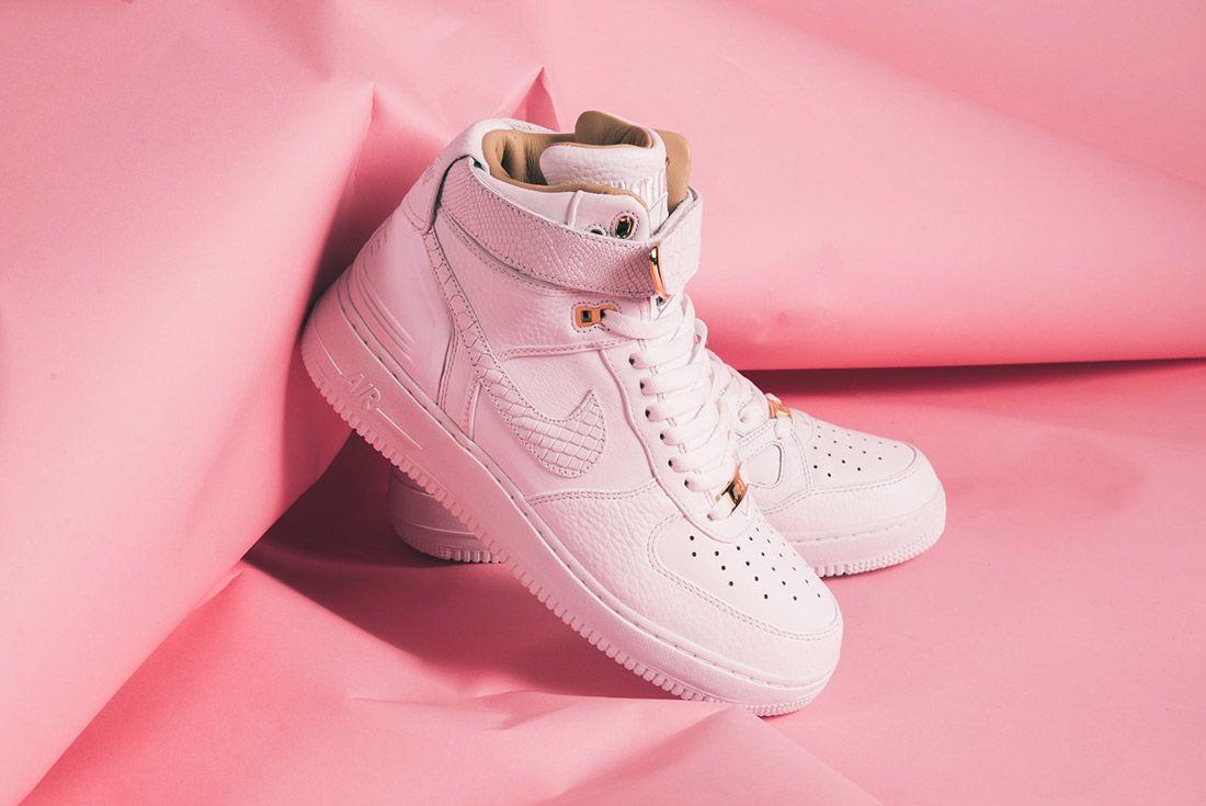 Nike Air Force 1 Af100 Collection Closer Look Sneaker Freaker 10