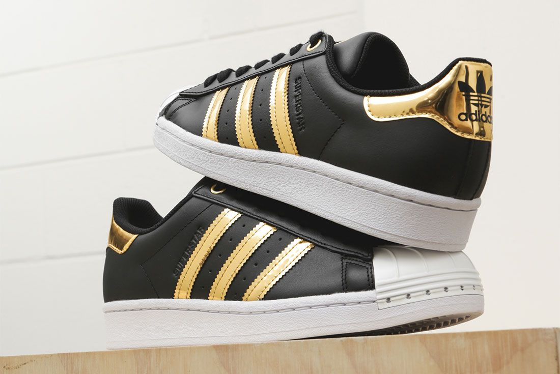 Adidas Metallic Gold Pack Superstar 50Th Anniversary Jd Sports Exclusive Hero11