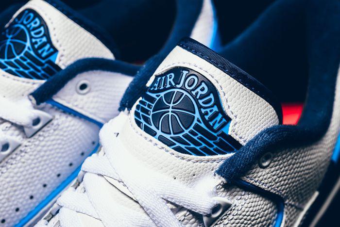 Air Jordan 2 Low Unc1