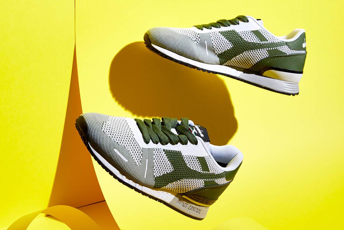 Diadora Weave Collection Spring Summer 2017Titan8