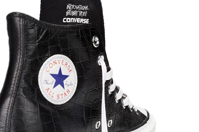 Stussy Converse Chuck Taylor Hi Pack 5