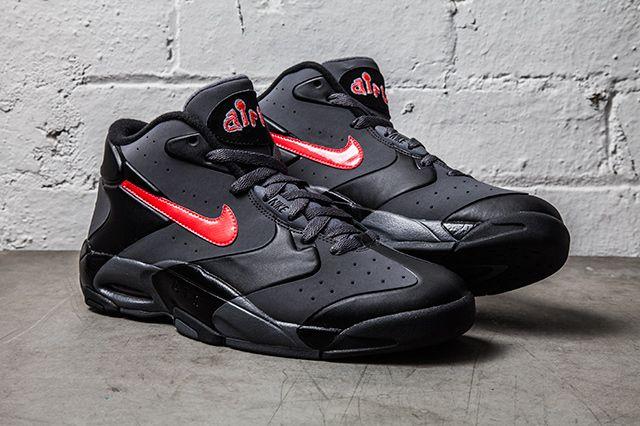 Nike Air Up 14 Laser Crimson Dark Grey 4