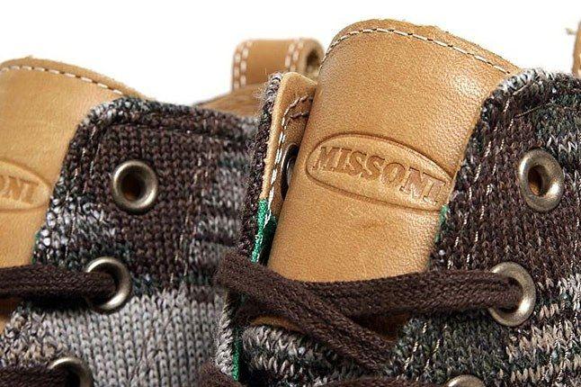 Missoni Wool Converse 1