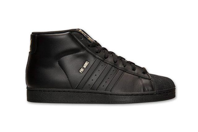 Adidas Pro Model Triple Black 2