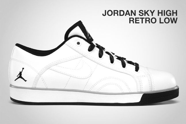 Jordan Sky High Retro Low White 1