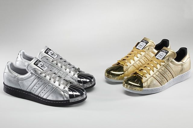 Adidas Superstar Star Wars Miadidas Droid Pack 2