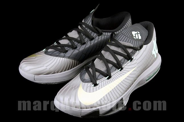 Nike Kd Vi Grey Mint 5