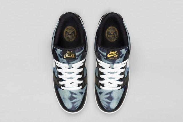 Fast Times Nike Sb Dunk Low 4