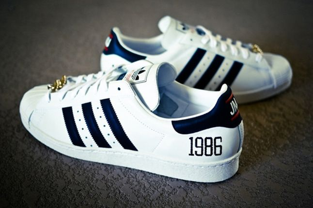 Run Dmc Adidas Originals My Adidas 25Th Anniversary Superstar 80S 1 Grande