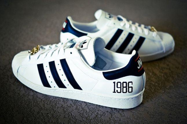 Run Dmc Adidas Originals My Adidas 25Th Anniversary Superstar 80S 1 Grande