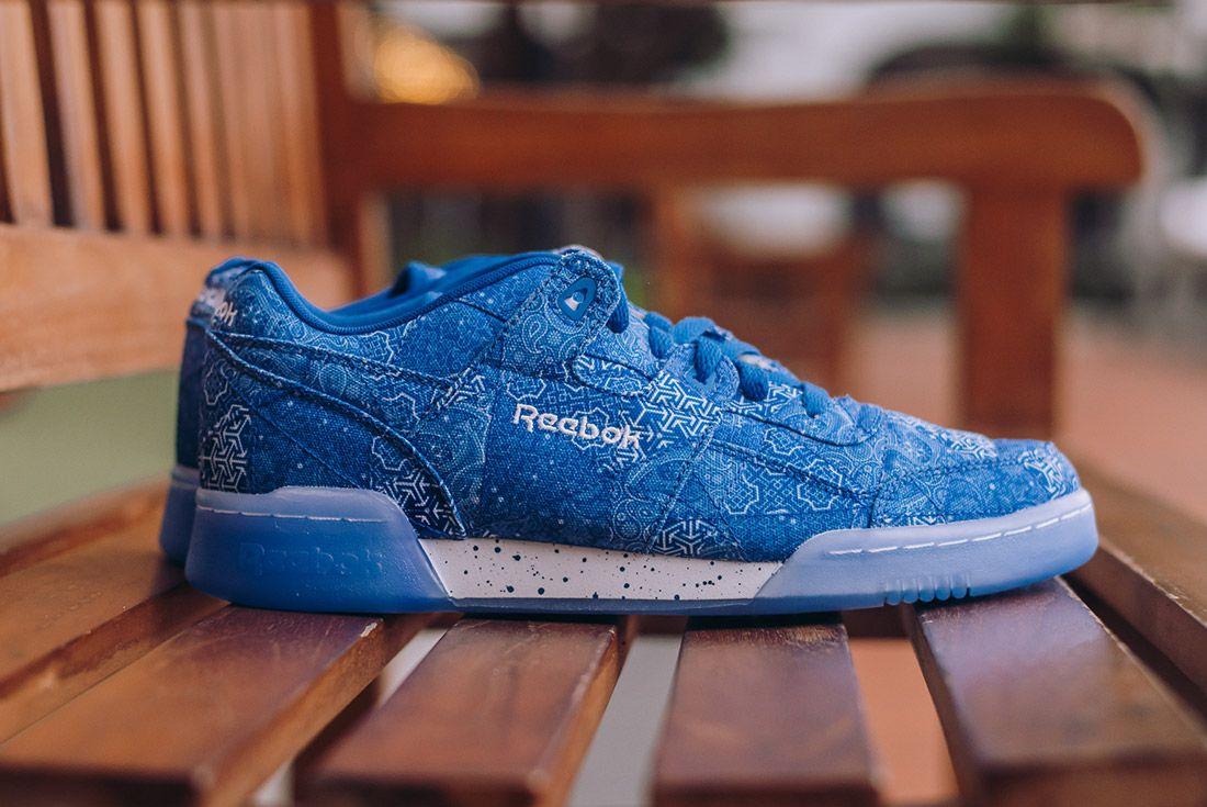 Limited Edt X Reebok Workout Lo Sneaker Freaker 13