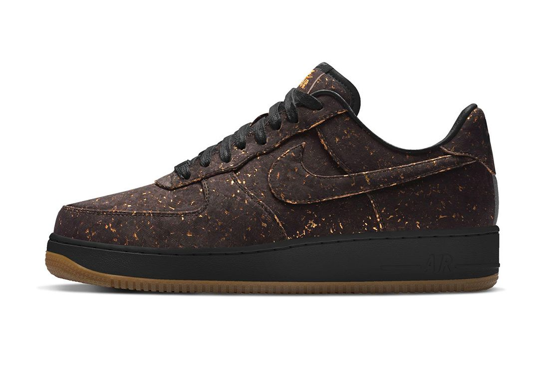 Nike Air Force 1 Low Id 2017 Cork Material Matters Feature