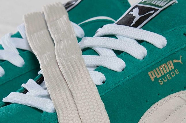 Puma Suede Classic Eco Greeenlake Midfoot Detail 1