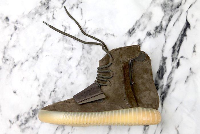 Adidas Yeezy Boost 750 Chocolate Gum 5