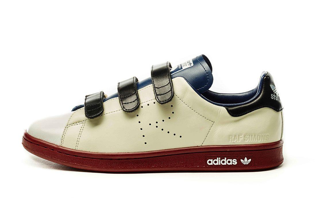 Raf Simmons X Adidas Pack 8