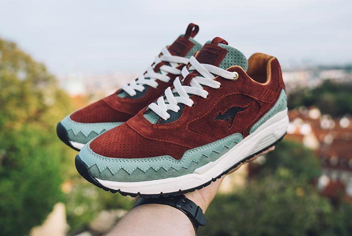 Footshop × Kangaroos Ultimate 3 — The City Of A Hundred Spires 3