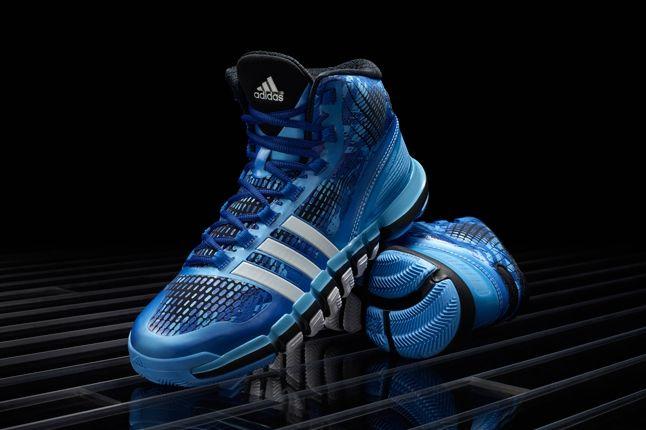 Adidas Crazyquick Triple Blue Hero Profile 1