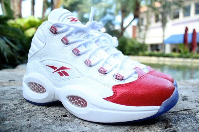 Reebok Question Red Toe 07 1