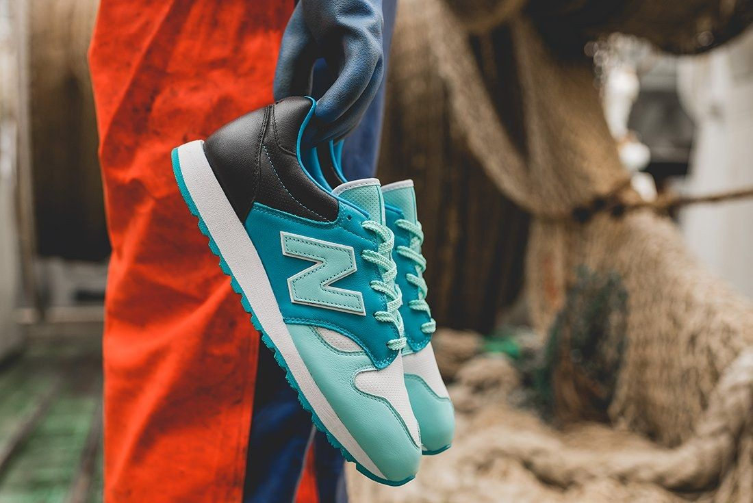 Hanon X New Balance U520 Hnf Fishermans Blues 10