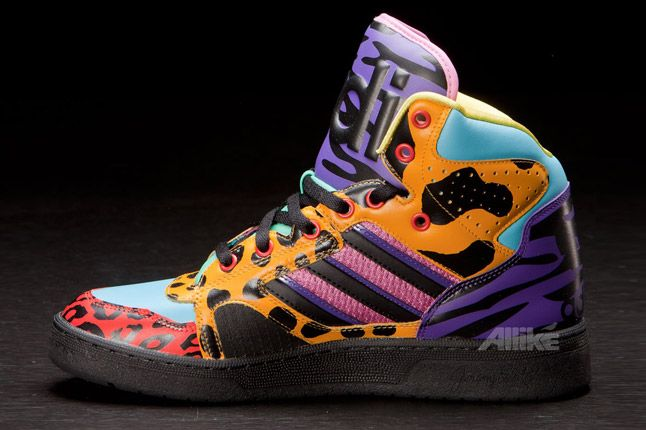 Adidas Obyo Jeremy Scott Instinct Hi Profile 1